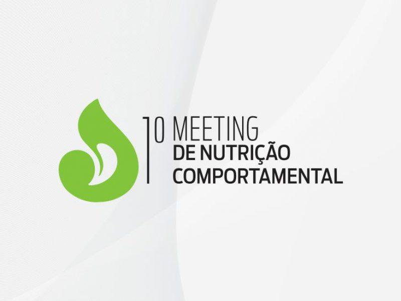 1º Meeting de Nutrição Comportamental