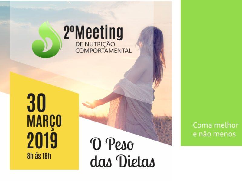 2º Meeting de Nutrição Comportamental